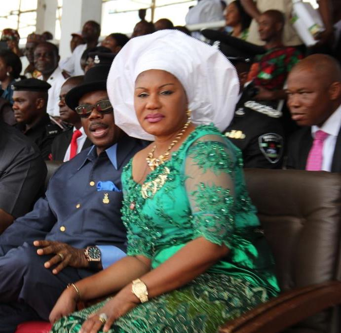 USAfrica: Mrs. Obiano  predicts her husband will win reelection in November