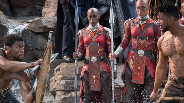 USAfrica: Michelle Obama says 'Black Panther' Africa super hero movie is inspiring