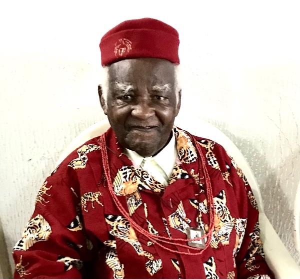 Long Live, Eze Richard Akanihu OBIOHA: A great man of extraordinary wisdom!