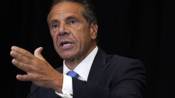 NY Gov.Cuomo sexually harassed multiple women, investigation finds