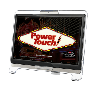 PowerTouch Fixed-Base Bingo Gaming Devices