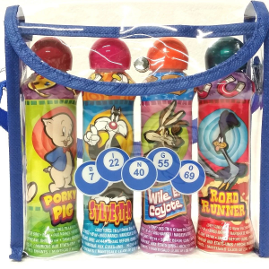 Looney Tunes Bingo Dauber 4 Packs