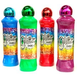 3oz Glitter 4pk