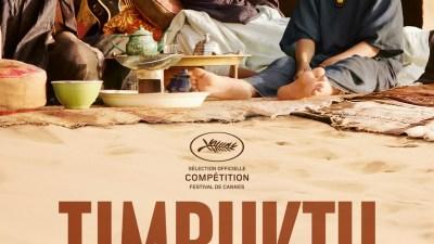 Affiche du film Timbuktu