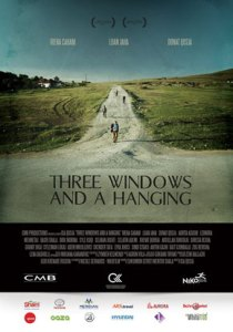 Affiche du film Three windows and a hanging
