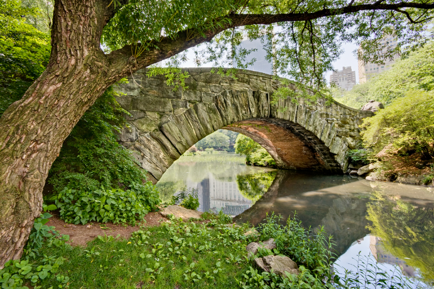 Central Park NYC | Gapstow Bridge