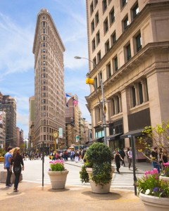 Flatiron Building New York City | USA Guided Tours NY