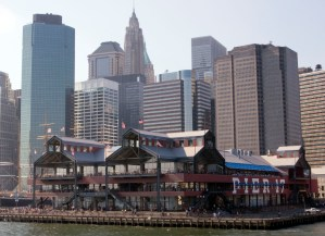 South Street Seaport NYC | USA Guided Tours NY