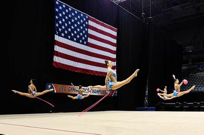 USA Gymnastics: July 1 - Elite Competition Finals &emdash;