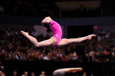 USA Gymnastics: March 2, 2013 - Competition &emdash; Katelyn Ohashi