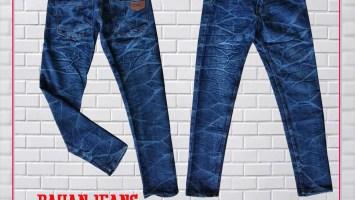 jeans rodeo tanggung