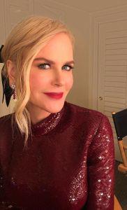 Nicole Kidman Le Celine Lashes