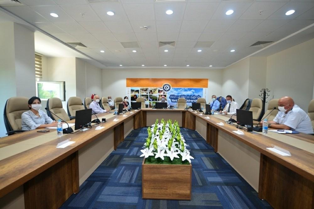 KPSS Uşak İl Sınav Koordinasyon Kurul Toplantısı Gerçekleşti