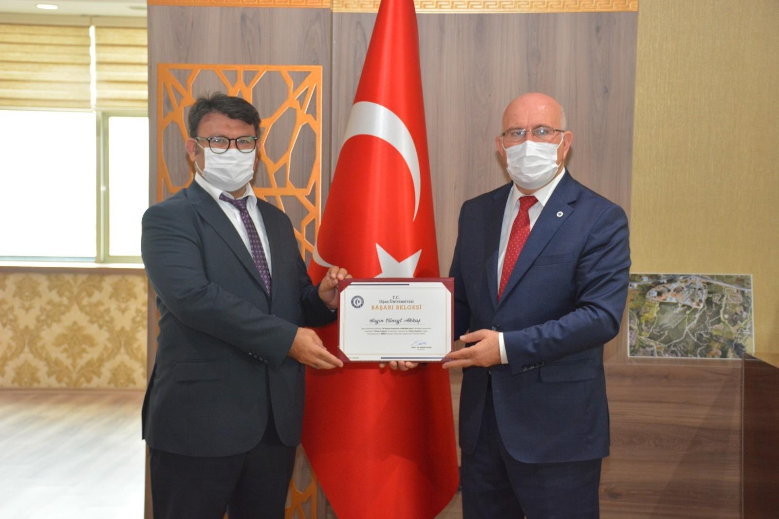 'Türkiye Geçilemez' yarışmasında ödüller sahiplerini buldu