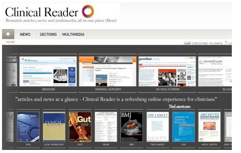 clinicalReader