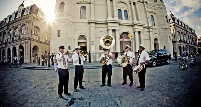 New Orleans Attractions and Event Web Links