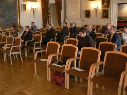 Spotkanie przeglądowe Alumni