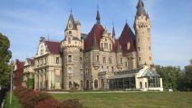 K03. Wycieczka do Pałacu w Mosznej