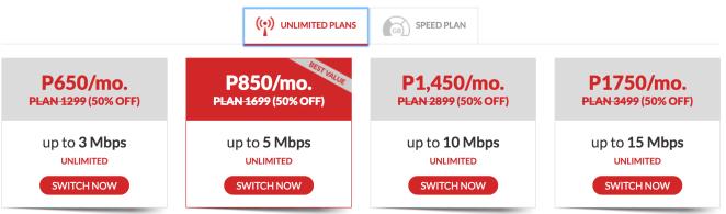【2018年最新版】フィリピンのインターネット事情。家庭用インターネット、会社・速度・プランは?編