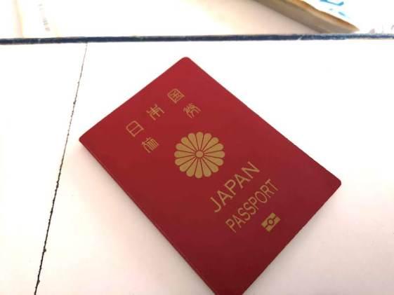 パスポートPHLPOSTで郵便物の受け取り