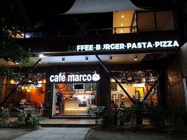 プエルトガレラのオススメのカフェ