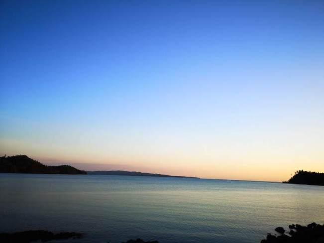 フィリピンでウルルン-ロンブロンの海