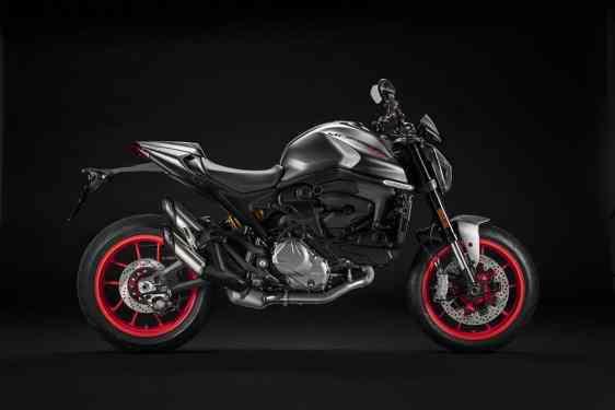 Ducati Monster Production