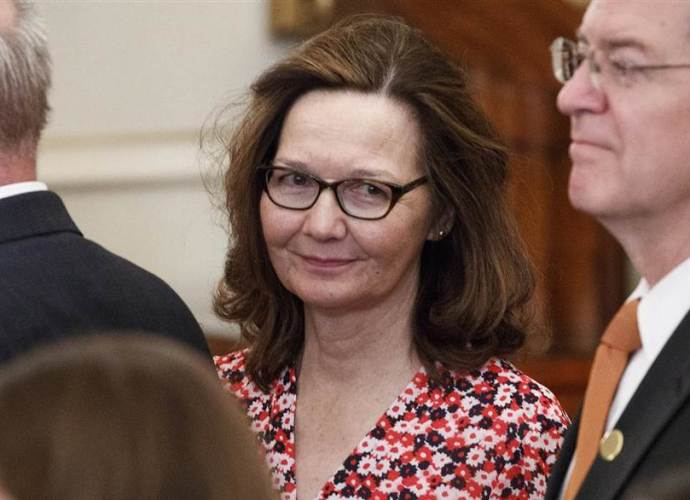 Gina Haspel must atone for her past to become CIA director
