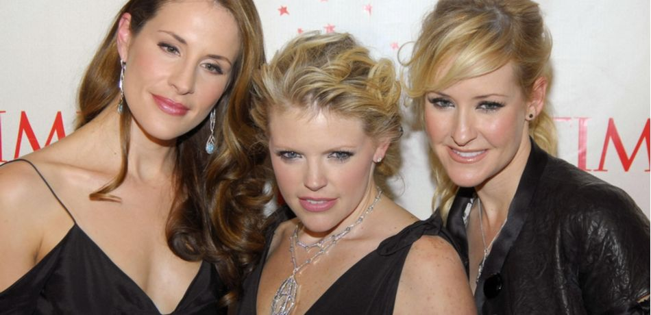 Emily Robison, Natalie Maines, Martie Maguire of the Dixie Chicks at Time 100 MOST INFLUENTIAL PEOPLE ISSUE Launch Dinner Party, Jazz at Lincoln Center at the Time Warner Center, NY, May 08, 2006