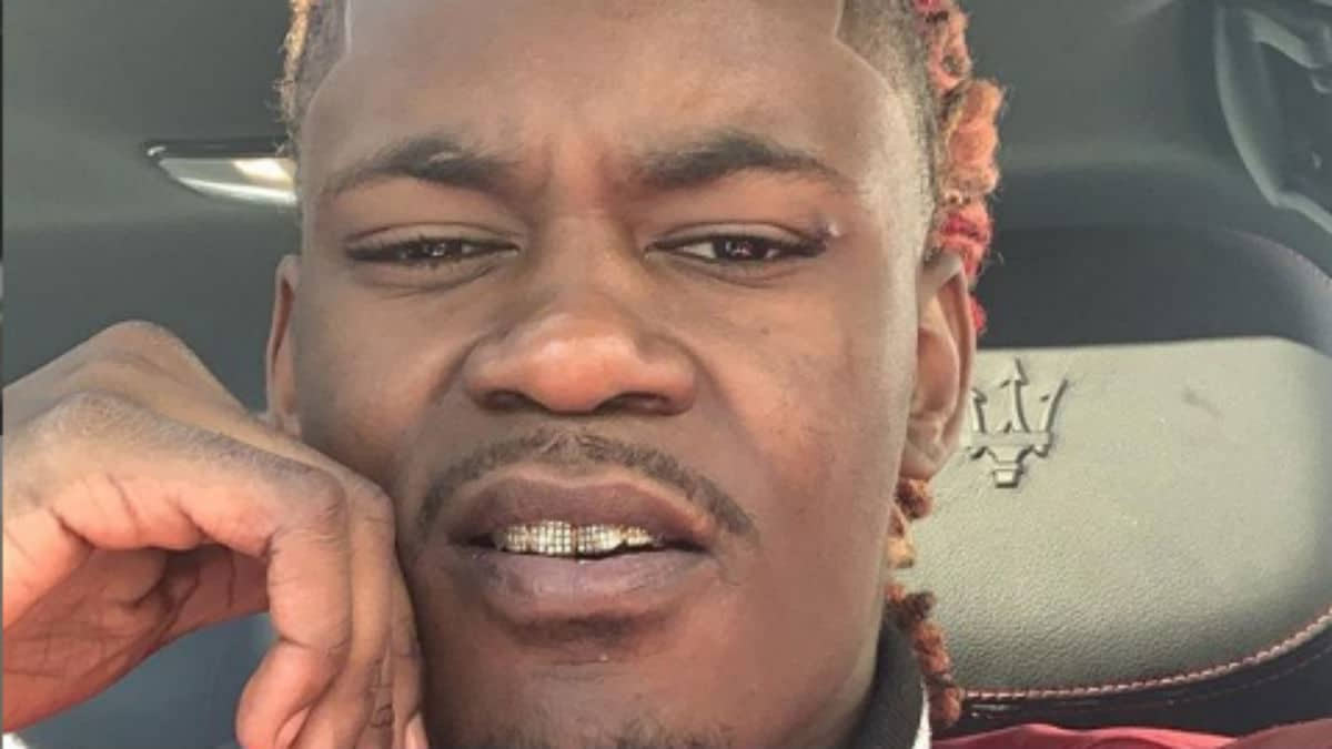 3adfc537256c Black Jezuss shot  Rapper is reportedly  brain dead  and on life support