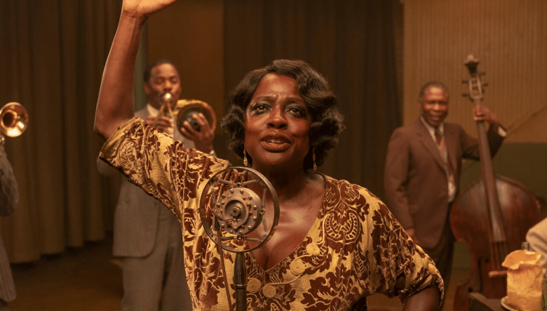 "Viola Davis in ""Ma Rainey's Black Bottom"""