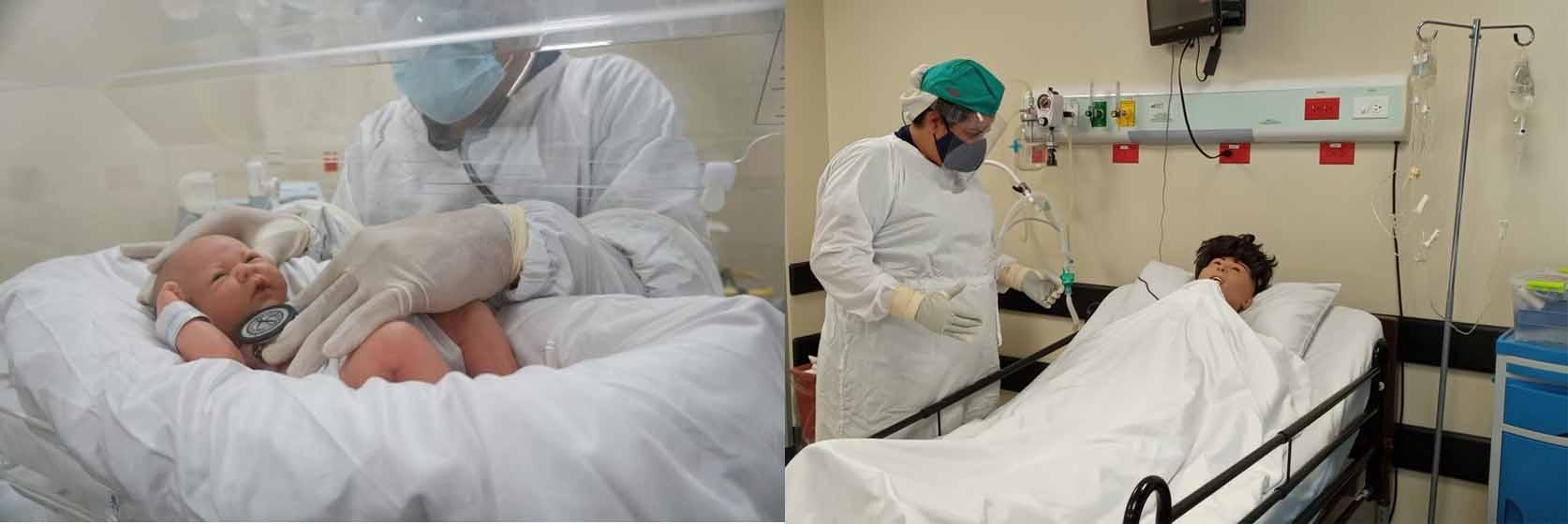 La simulación clínica: ¿qué es y porqué U Santa Paula fortaleció esta estrategia en Ciencias de la Salud?