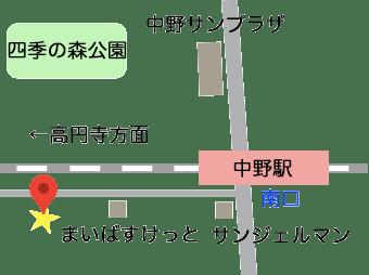 生理講座map