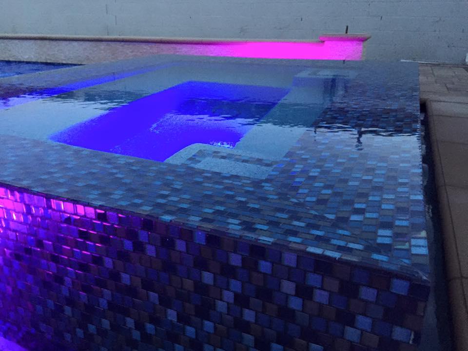 pool tile repair swimming pool