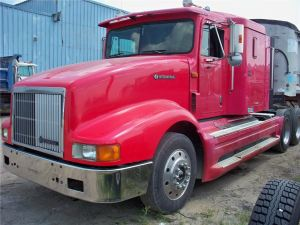 Commercial Semi Truck Windshield Glass Chip Crack Repair Replacement Sacramento