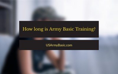 How long is Army Basic Training?