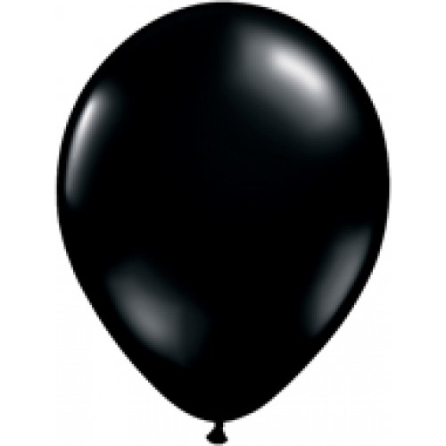 black onyx latex balloon 5 quot