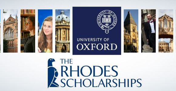 Image result for rhodes scholarship 2018