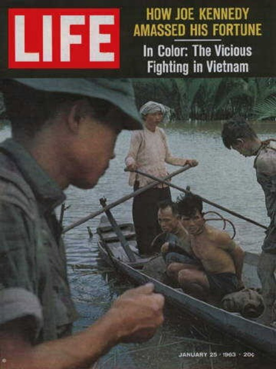 LIFE Covers: The Vietnam War (2/6)
