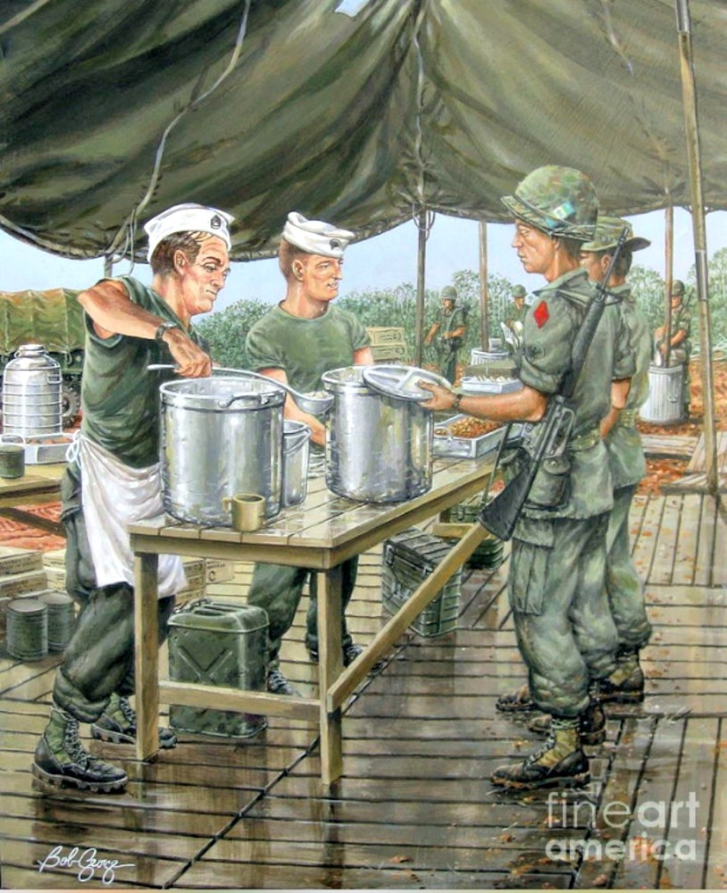 Chow Time in Vietnam (1/4)