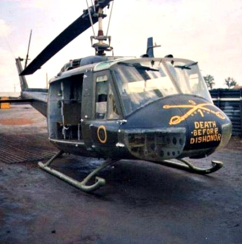 Helicopters in the Vietnam War (1/4)