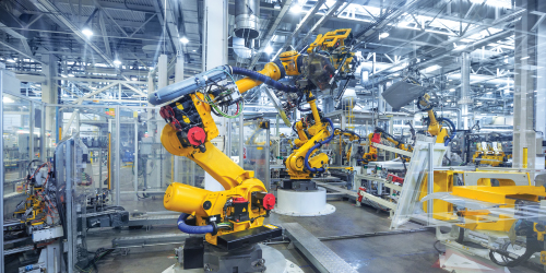 Manufacturing Automation Communications Systems from USAT