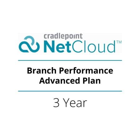 NetCloud Branch Performance Advanced Plan (3-Year)   BD3-NCADV