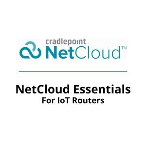 Cradlepoint NetCloud IOT Essentials Plans