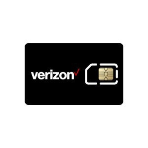 Verizon Triple Punch SIM Card