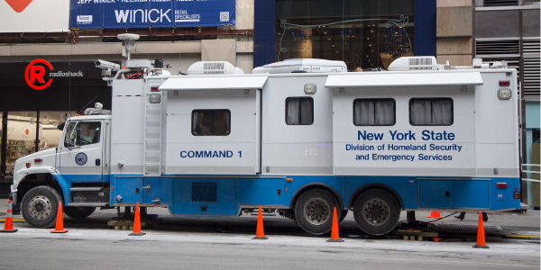 Mobile Command and Control Communications from USAT