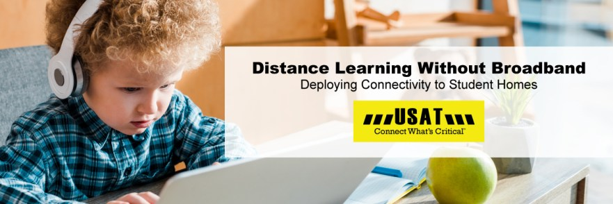 Deploying Connectivity to Student Homes