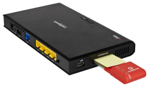 ExpressCard Stuck in Cradlepoint Route