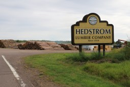 Hedstrom Lumber Company, Gun Flint Trail www.usathroughoureyes.com
