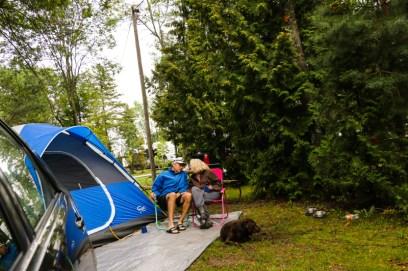 Mackinaw Mill Creek Camping, Mackinaw City, MI www.usathroughoureyes.com
